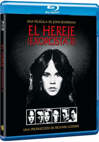 El Exorcista 2 : El Hereje (Blu-Ray) (Exorcist II : The Heretic)