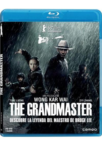 The Grandmaster (Blu-Ray) (Yi Dai Zong Shi)