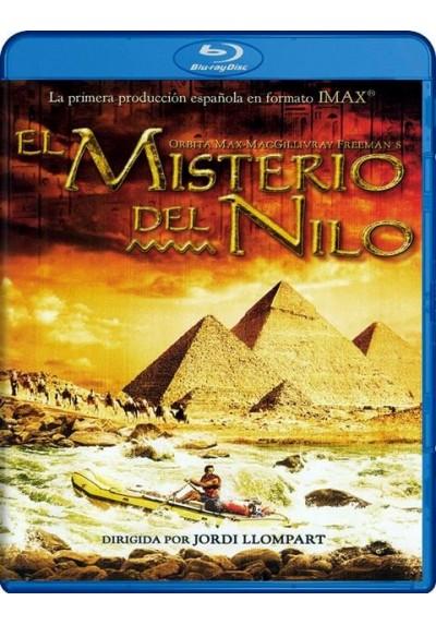 El Misterio Del Nilo (Blu-Ray)