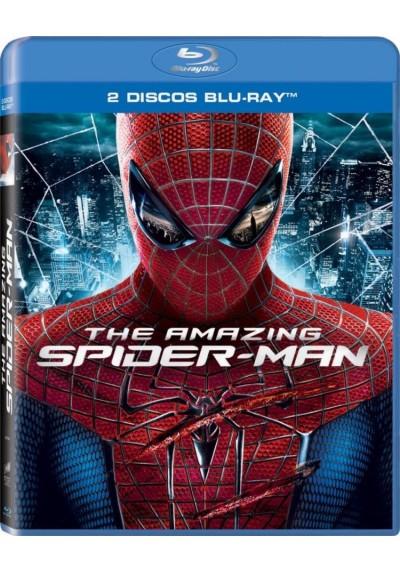 The Amazing Spider-Man (Ed. 2 Discos) (Blu-Ray)