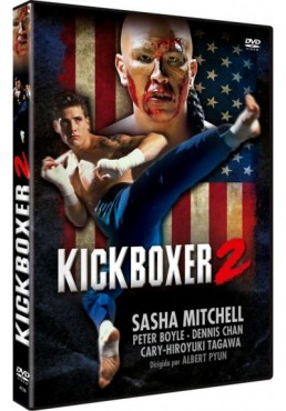 Kickboxer 2 (Kickboxer 2: The Road Back)