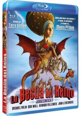 La Bestia Del Reino (Blu-Ray) (Jabberwocky)