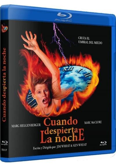Cuando Despierta La Noche (Blu-Ray) (After Midnight)