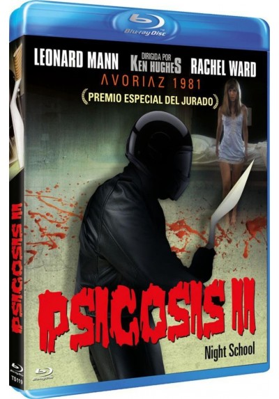 Psicosis II (1981) (Blu-Ray) (Night School)