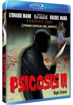 Psicosis II (1981) (Blu-Ray) (Night School)