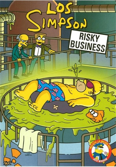 Los Simpson - Risky Business