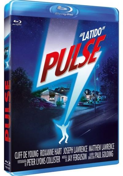 Pulse (1988) (Blu-Ray) (Latido)