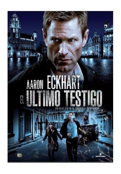 El Último Testigo (2012) (The Expatriate)