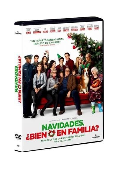 Navidades, ¿Bien O En Familia? (Love The Coopers)