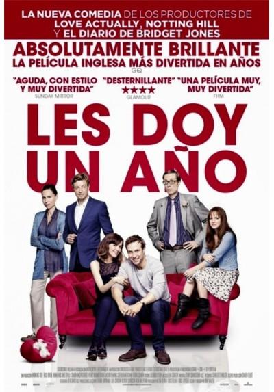 Les Doy Un Año (I Give It A Year)