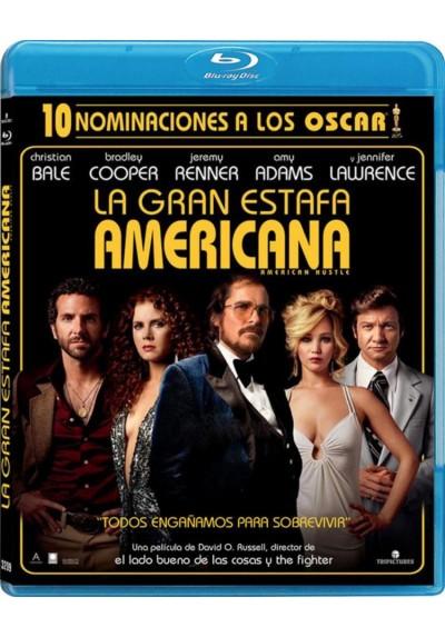 La Gran Estafa Americana (Blu-Ray) (American Hustle)