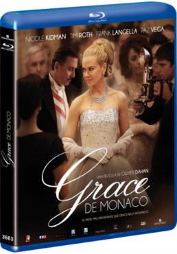 Grace De Mónaco (Blu-Ray) (Grace Of Monaco)