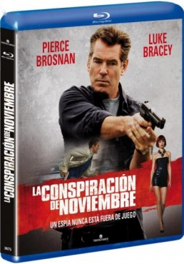 La Conspiración De Noviembre (Blu-Ray) (The November Man)