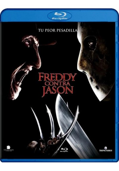 Freddy Contra Jason (Blu-Ray) (Freddy Vs. Jason)