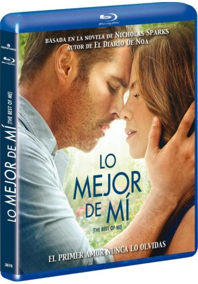 Lo Mejor De Mí (2015) (Blu-Ray) (The Best Of Me)