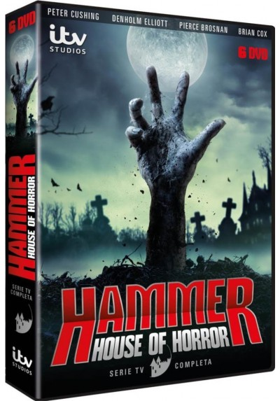 Pack Hammer House Of Horror - Serie Completa