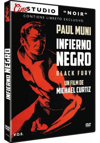 Infierno Negro (V.O.S.) (Black Fury)