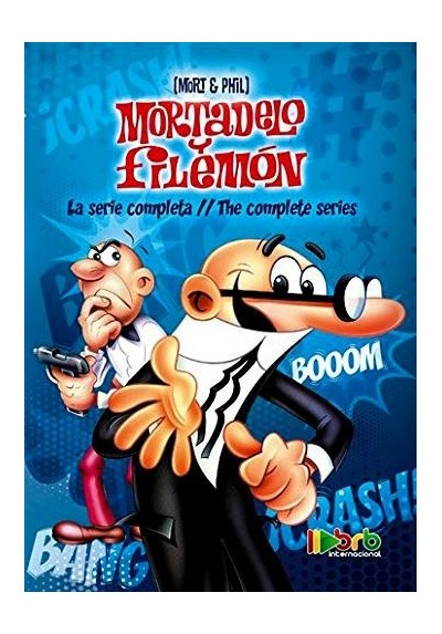 Pack Mortadelo Y Filemón - Serie Completa