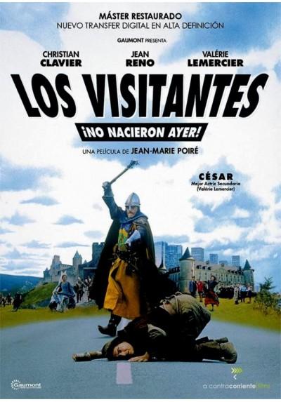Los Visitantes ¡No Nacieron Ayer! (Les Visiteurs)