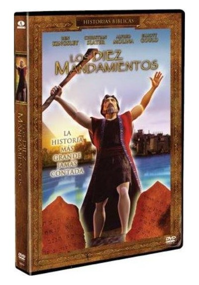 Los Diez Mandamientos (2007) (The Ten Commandments)
