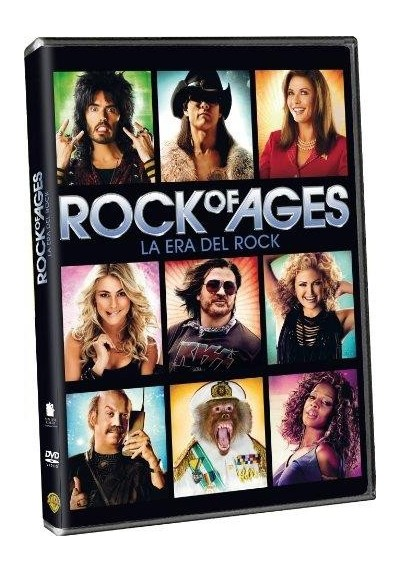 Rock Of Ages (La Era Del Rock)
