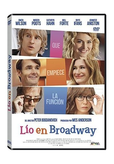 Lío En Broadway (She´s Funny That Way)