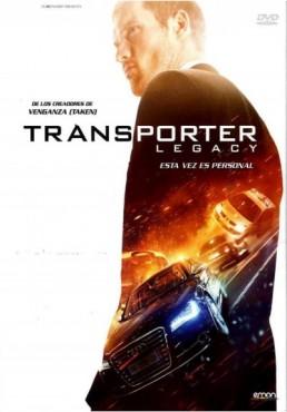 Transporter Legacy (The Transporter Refueled)
