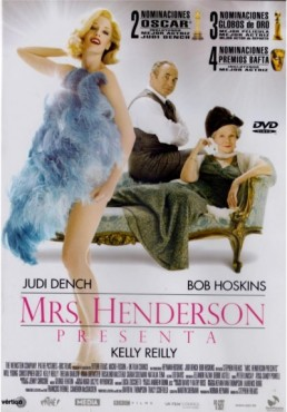 Mrs. Henderson Presenta (Mr. Henderson Presents)