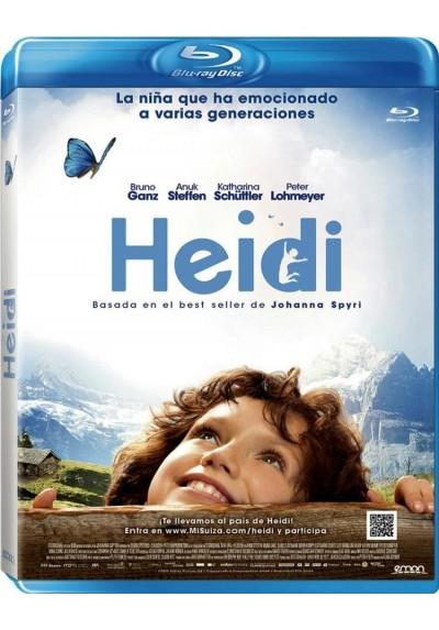 Heidi (2016) (Blu-Ray)