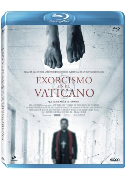 Exorcismo En El Vaticano (Blu-Ray) (The Vatican Tapes)