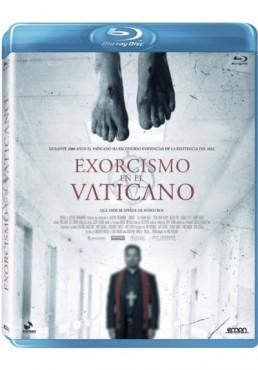 Exorcismo En El Vaticano (Blu-Ray) (The Vatican Tapes)