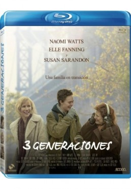 3 Generaciones (Blu-Ray) (About Ray)