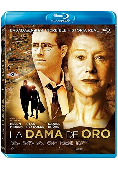 La Dama De Oro (Blu-Ray) (Woman In Gold)