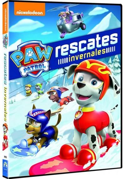 Paw Patrol: Rescates Invernales