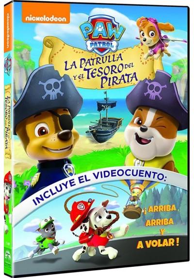 Paw Patrol: La Patrulla Y El Tesoro Del Pirata