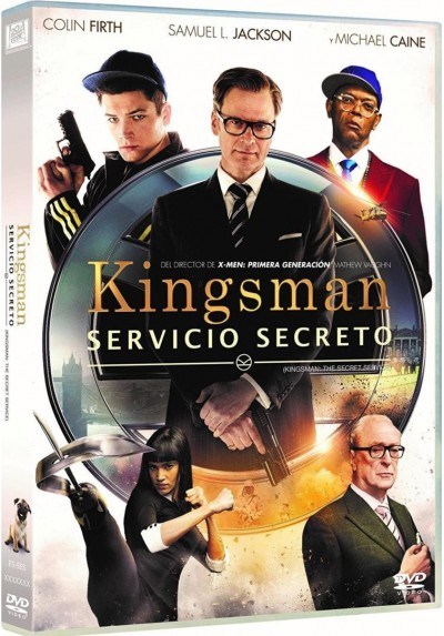Kingsman : Servicio Secreto (Kingsman: The Secret Service)