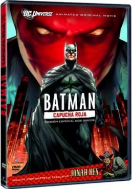 Batman Capucha Roja (Ed. Especial) (Batman: Under The Red Hood)