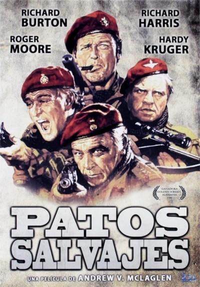 Patos Salvajes (The Wild Geese)
