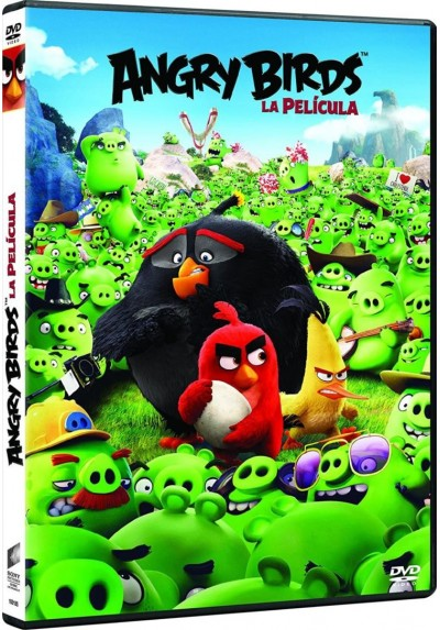Angry Birds - La Película (The Angry Birds Movie)