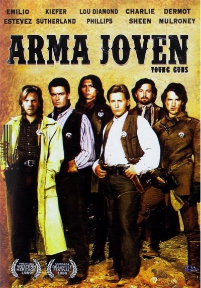 Arma Joven (Young Guns)