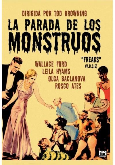 La Parada De Los Monstruos (V.O.S.) (Freaks)