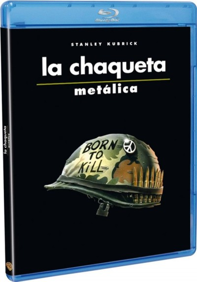 La Chaqueta Metálica (Blu-Ray) (Ed. Especial) (Full Metal Jacket)