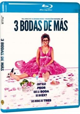 3 Bodas De Más (Blu-Ray)