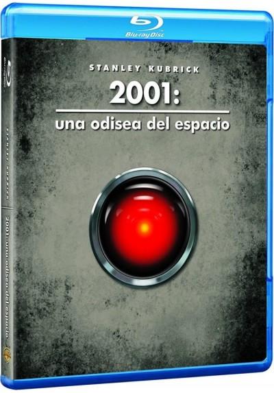Kubrick: 2001. Una Odisea Del Espacio (Blu-Ray)