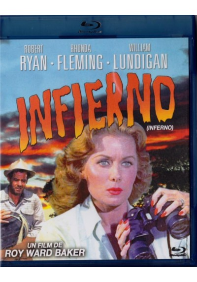 Infierno (Blu-ray) (Inferno)