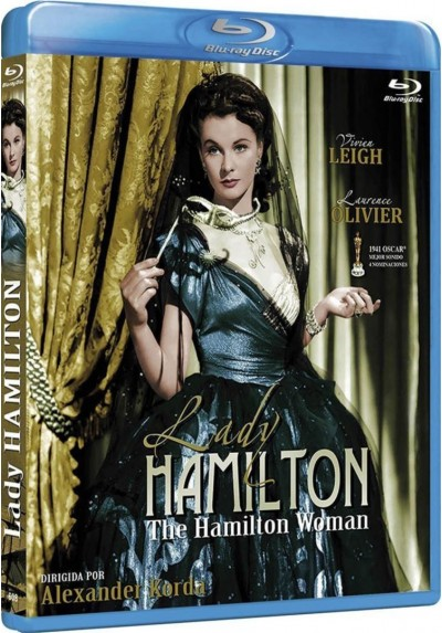 Lady Hamilton (Blu-Ray) (Bd-R) (That Hamilton Woman)