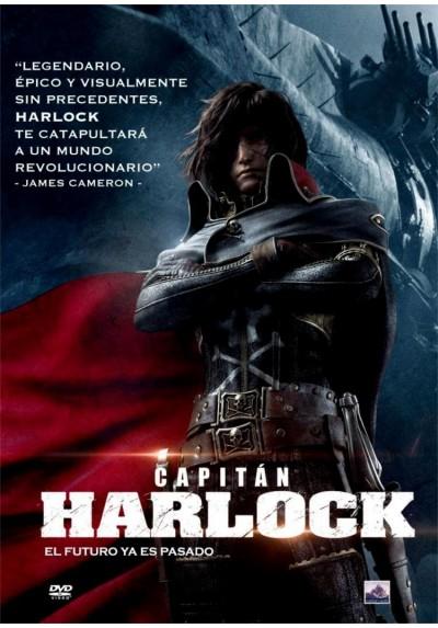 Capitán Harlock (Kyaputen Hârokku)