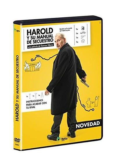Harold Y Su Manual De Secuestro (Her Er Harold)