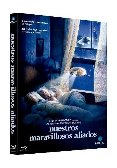 Nuestros Maravillosos Aliados (Batteries Not Included) (Blu-Ray)