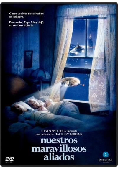 Nuestros Maravillosos Aliados (Batteries Not Included)